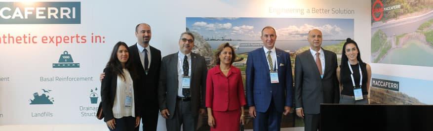 EuroGeo 6 Kongresi'nin Sponsoru Olduk
