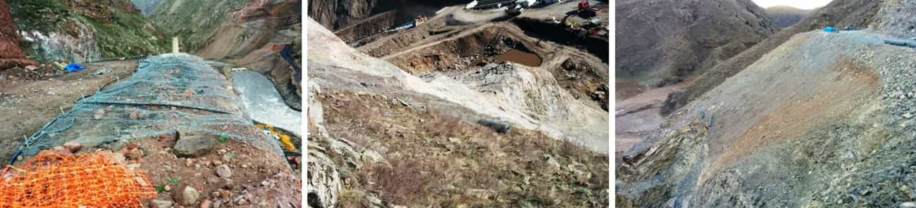 Ardahan Barajı HES Projesine Çelik Grid Sistem ile Örtüleme
