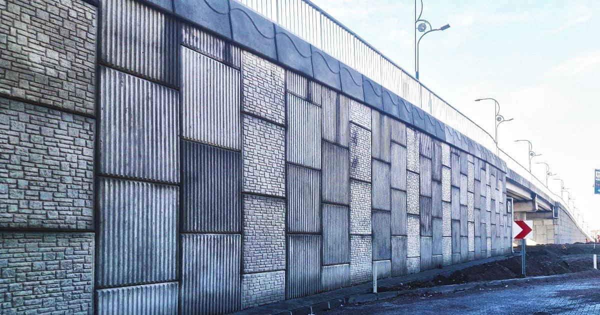 MacRes Donatılı Toprak Duvar Sistemi