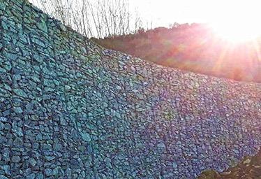 YSS Köprüsü için İstinat Duvarı